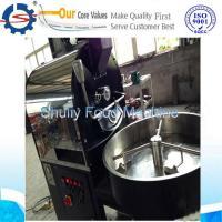 20kg/batch Industrial Cocoa bean roasting Machine/coffee roasting machine
