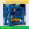China QT4-40 Small Manual Block Brick Making Machine For Hollow Solid Interlocking Paver Brick on sale