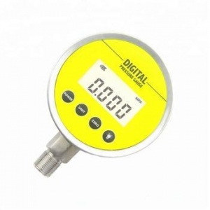 China MD-S200 High precision water oil gas digital hydraulic pressure gauge on sale