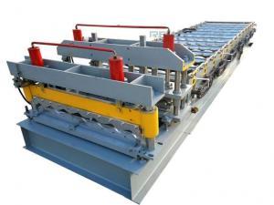 China Glazed Molding Rolling forming Machine on sale