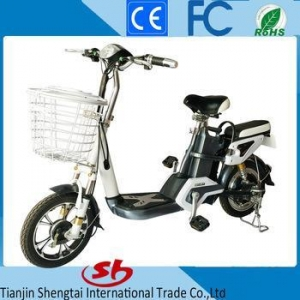 China elegent 350w carton frame moped electric for adult on sale