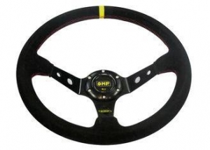 China Black Heated Steering Wheel CoverWith Not Easy Peeling Breathable Fabrics on sale
