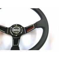 Easy Installation Quick Release Steering WheelBuild - In Iron Ring And Horn