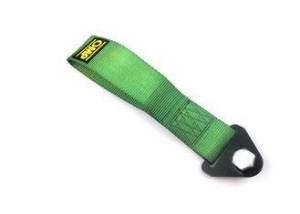 China Security Retractable Tow Strap Hooks Durable With CNC Machined And Coated on sale