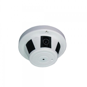 China Hidden Surveillance Camera HD Spy Smoke Detector Security Camera Available with WIFI Audio POE C-B37 on sale