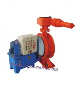 China (X)KD743H-Hydraulic control quick shut-off valve on sale