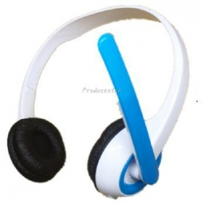 China Factory wholesale Headband Wired Headphones With Mic For Smartphone MP3 PC on sale
