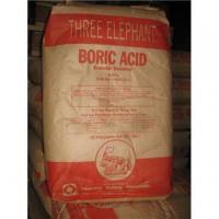 Industrial Chemicals Acid Boric (H3NO3)
