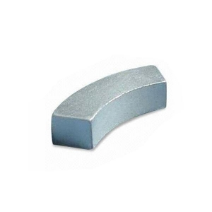 China Sintered NdFeB Magnets NdFeB Magnet for Elevator N35H Arc Tile Segment on sale