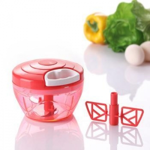 China New Kitchen Tools Manual Food Processor Swift Herb Carrot Chopper on sale