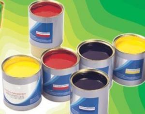 China Screen printing ink Plastisol ink on sale