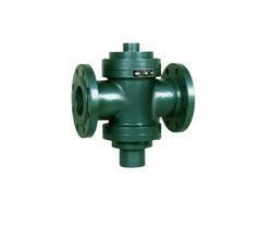 China valve series Self-reliance type flow control balancing valve on sale