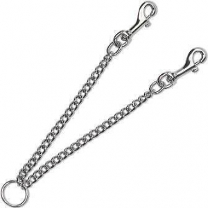 China Dog products Twin Dog Lead (walk 2 dogs) on sale
