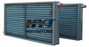 China Finned Tube For Steel aluminum fin tube radiator on sale