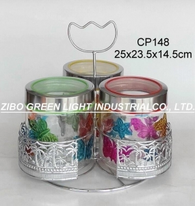 China Glass Storage Jar & Canister CP148 on sale