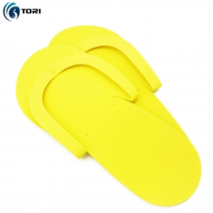 China Disposable Sewning Foam Slipper for beauty Spa use on sale