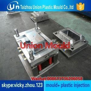 China Plastic Injection Moulding Process For Auto Airbag Cover Mould on sale