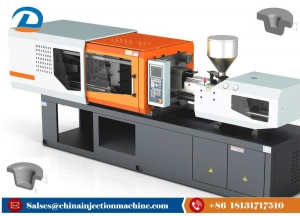China High Output Plastic Screw Injection Molding Machine on sale