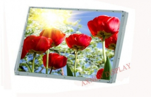China 15 inch Rack Mount TFT Resistive Touch LCD Monitor For Outdoor Advertising on sale