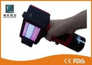 China Lightweight Handheld Inkjet Barcode Printer Automatic Mobile Inkjet Printer on sale