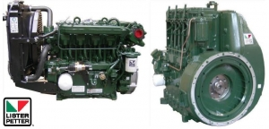 China Lister Petter Generators on sale