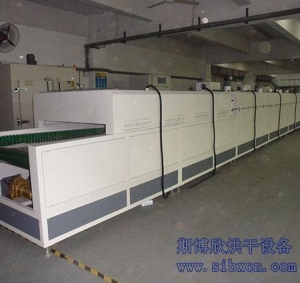 China Heat treat furnaces/SIBX-SDIR8500 Powder industrial belt furnace on sale