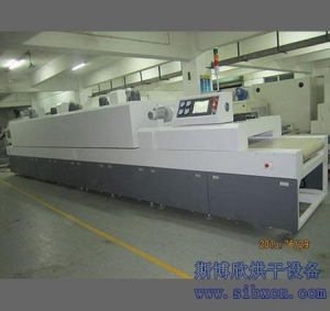 China SIBX-SDWC5000 Touch screen 100 - level tunnel furnace/HEAT TREATING OVENS on sale