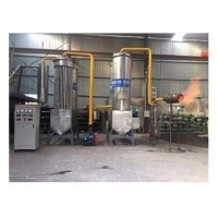 China biomass gasification power generation from waste to gasification on sale