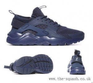China Lovely Midnight Navy Air Huarache Run Ultra Men Breathe Trainer Versatile on sale