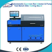 China S5 Common Rail Injector Tester And Cleaner Common Rail Diesel Injector Cleaner Test Bench on sale