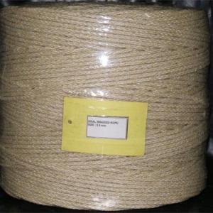 China Sisal Braided Cord on sale