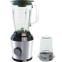High power glass food blender for crushing ice