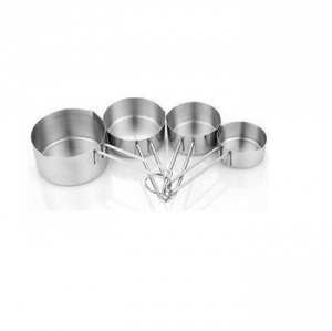 China 201 Stainless Steel Coffee measuring Scoop,4pcs per set on sale