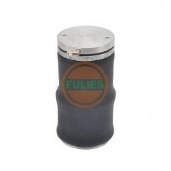China Fulies air spring FLS-SZ 135-19 P01 for Glide-Rite in special vehicles on sale