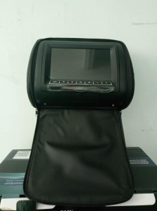 China CAR SEAT MONITORS DUAL DVD HEADREST SCREENS FOR SALE on sale