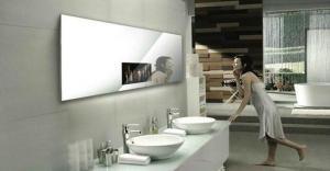 China 70 Magic Mirror Light Box Beauty Alon Advertising Display CF Card on sale