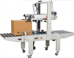 China semi automatic carton sealer (up down convey) on sale