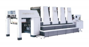 China Akiyama BT-440 4 Colors Offset Printing Machine on sale