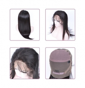China wholesale virgin brazilian high quality human hair lace wigs on sale