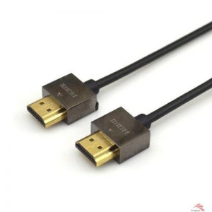 China HDMI A/M-A/M Cable Round Metallic Case on sale