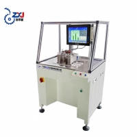 Computer balance machine automatic positioning horizontal double
