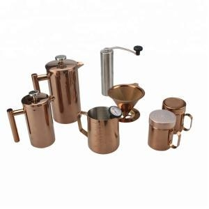 China The Bestseller PVD Coffeeware Sets on sale