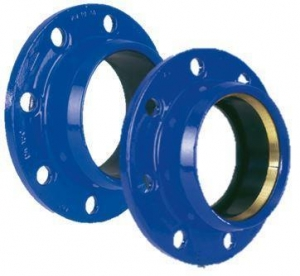 China UNION ADAPTER Flange For HDPE Corrugated Pipes on sale