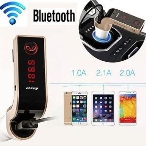 China Bluetooth FM Transmitter Modulator Car Kit on sale