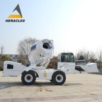 China self loading cheap automatic concrete mixer for sale on sale