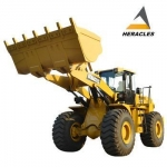 New Condition industrial wheel building digger and loader for sale