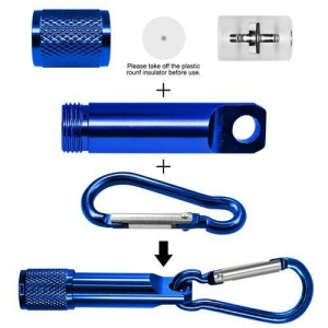 China LED flashlight on sale