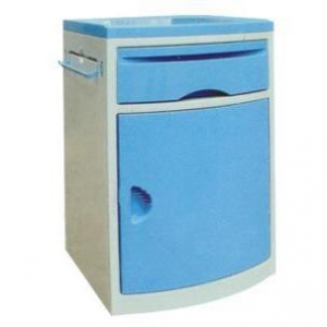 China Medical Accessories Series ZC-036ABS Bedside locker on sale