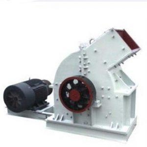 China Small Stone Diesel Engine Hammer Crusher on sale