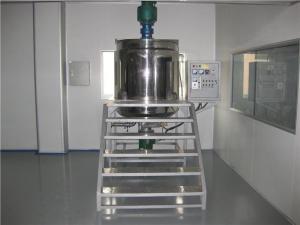 China Liquid Soap Mixing Homogenizing Machine on sale